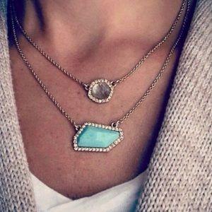 Jewelry - Statement 2-Chain Necklace